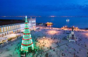 Abetos y arboles de navidad mas bonitos de 2019 Lisboa